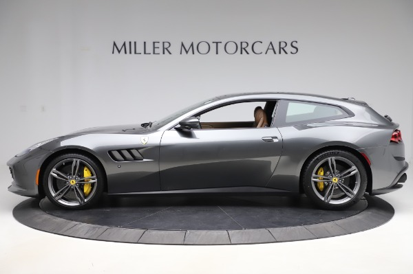 Used 2020 Ferrari GTC4Lusso for sale Call for price at Pagani of Greenwich in Greenwich CT 06830 3