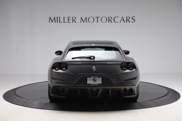 Used 2020 Ferrari GTC4Lusso for sale Call for price at Pagani of Greenwich in Greenwich CT 06830 6