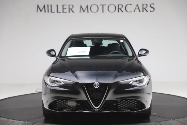 New 2020 Alfa Romeo Giulia Ti Lusso Q4 for sale $46,195 at Pagani of Greenwich in Greenwich CT 06830 12