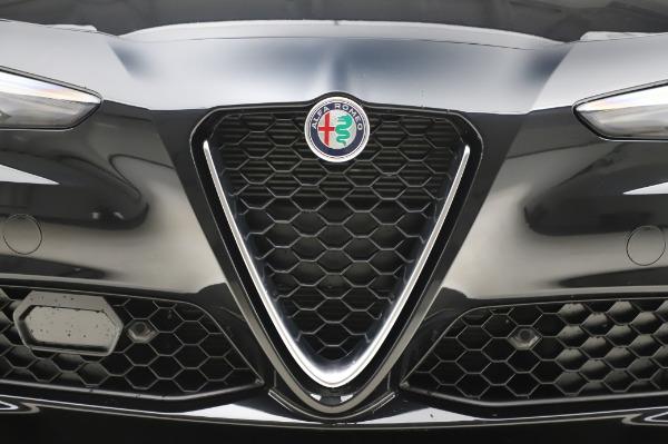 New 2020 Alfa Romeo Giulia Ti Lusso Q4 for sale $46,195 at Pagani of Greenwich in Greenwich CT 06830 13