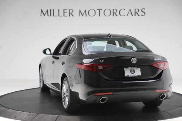 New 2020 Alfa Romeo Giulia Ti Lusso Q4 for sale $46,195 at Pagani of Greenwich in Greenwich CT 06830 5