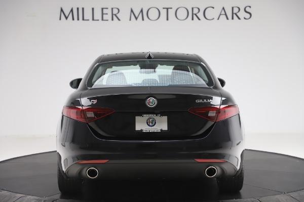 New 2020 Alfa Romeo Giulia Ti Lusso Q4 for sale $46,195 at Pagani of Greenwich in Greenwich CT 06830 6