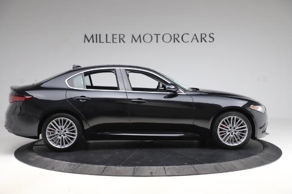 New 2020 Alfa Romeo Giulia Ti Lusso Q4 for sale $46,195 at Pagani of Greenwich in Greenwich CT 06830 9
