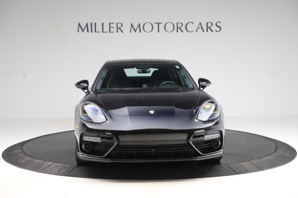 Used 2017 Porsche Panamera Turbo for sale $95,900 at Pagani of Greenwich in Greenwich CT 06830 12
