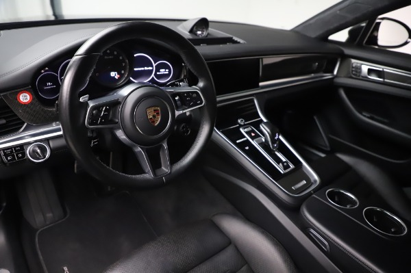 Used 2017 Porsche Panamera Turbo for sale $95,900 at Pagani of Greenwich in Greenwich CT 06830 13