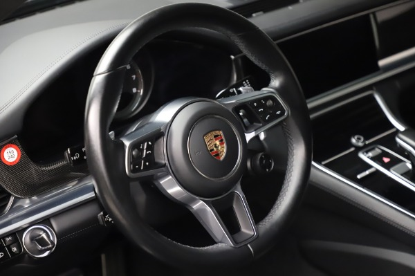 Used 2017 Porsche Panamera Turbo for sale $95,900 at Pagani of Greenwich in Greenwich CT 06830 16