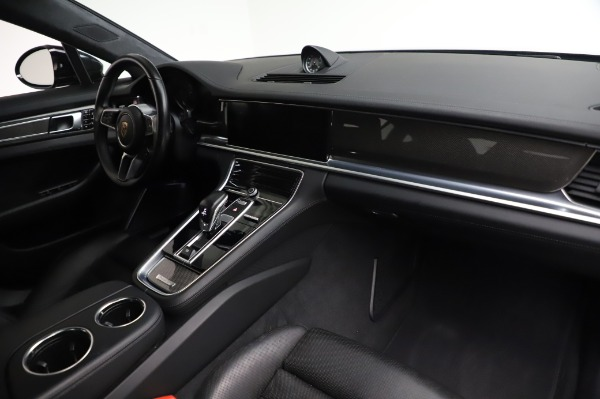 Used 2017 Porsche Panamera Turbo for sale $95,900 at Pagani of Greenwich in Greenwich CT 06830 19