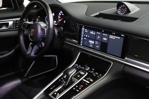 Used 2017 Porsche Panamera Turbo for sale $95,900 at Pagani of Greenwich in Greenwich CT 06830 25