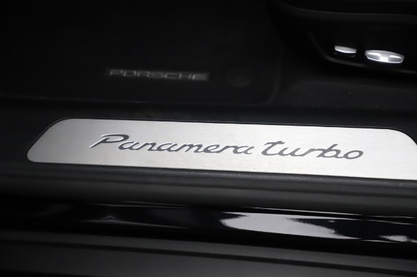 Used 2017 Porsche Panamera Turbo for sale $95,900 at Pagani of Greenwich in Greenwich CT 06830 26