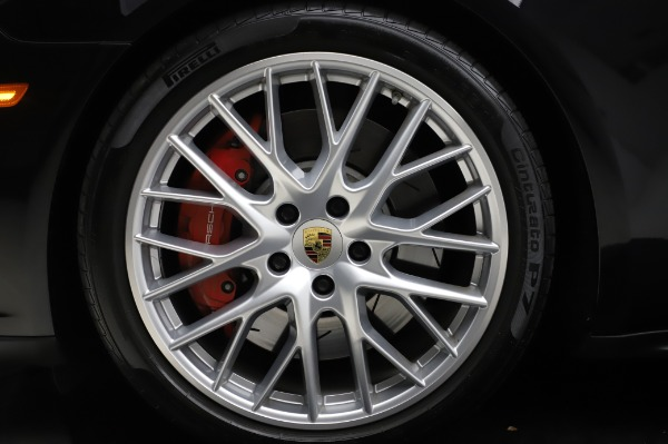 Used 2017 Porsche Panamera Turbo for sale $95,900 at Pagani of Greenwich in Greenwich CT 06830 27