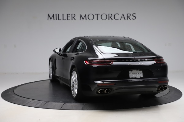 Used 2017 Porsche Panamera Turbo for sale $95,900 at Pagani of Greenwich in Greenwich CT 06830 5
