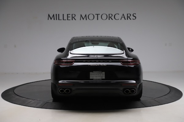 Used 2017 Porsche Panamera Turbo for sale $95,900 at Pagani of Greenwich in Greenwich CT 06830 6