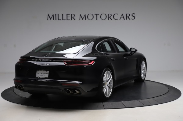 Used 2017 Porsche Panamera Turbo for sale $95,900 at Pagani of Greenwich in Greenwich CT 06830 7