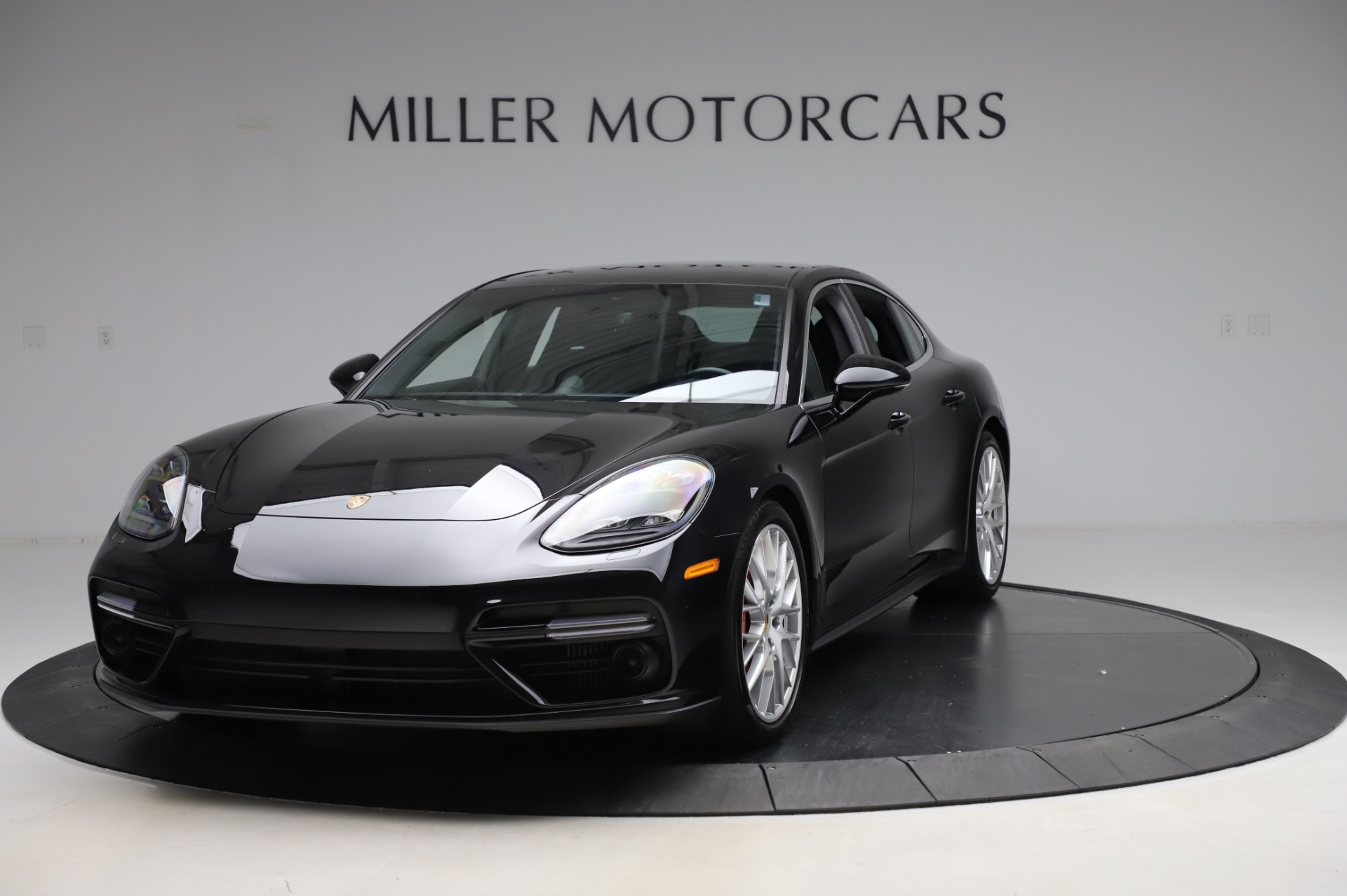 Used 2017 Porsche Panamera Turbo for sale $95,900 at Pagani of Greenwich in Greenwich CT 06830 1