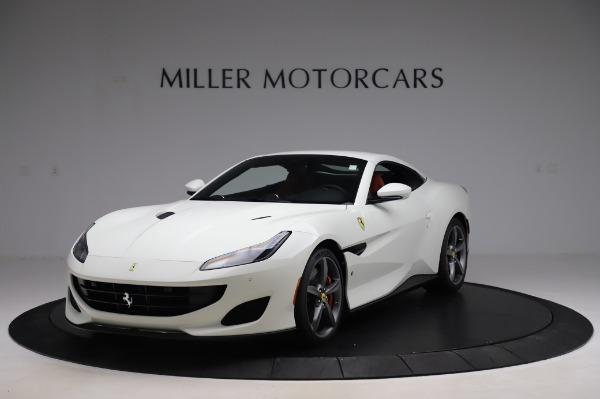 Used 2020 Ferrari Portofino Base for sale Call for price at Pagani of Greenwich in Greenwich CT 06830 13