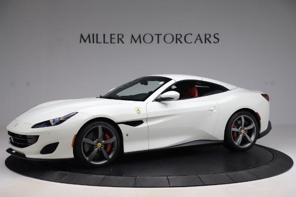 Used 2020 Ferrari Portofino Base for sale Call for price at Pagani of Greenwich in Greenwich CT 06830 14