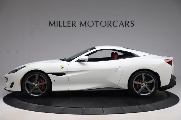 Used 2020 Ferrari Portofino Base for sale Call for price at Pagani of Greenwich in Greenwich CT 06830 15