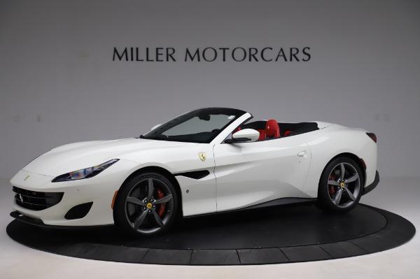 Used 2020 Ferrari Portofino Base for sale Call for price at Pagani of Greenwich in Greenwich CT 06830 2
