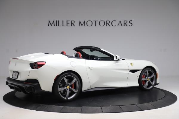 Used 2020 Ferrari Portofino Base for sale Call for price at Pagani of Greenwich in Greenwich CT 06830 8