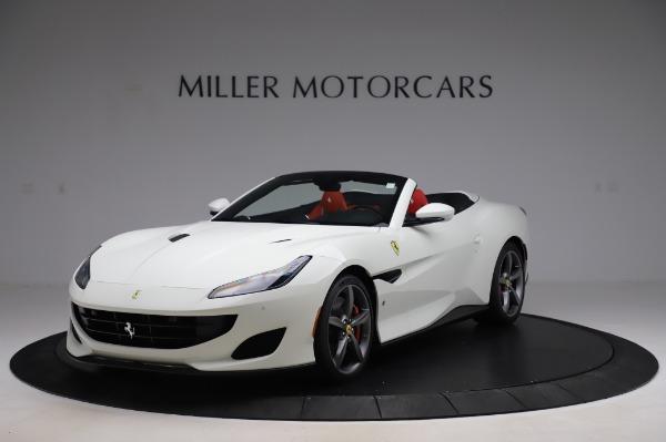 Used 2020 Ferrari Portofino Base for sale Call for price at Pagani of Greenwich in Greenwich CT 06830 1