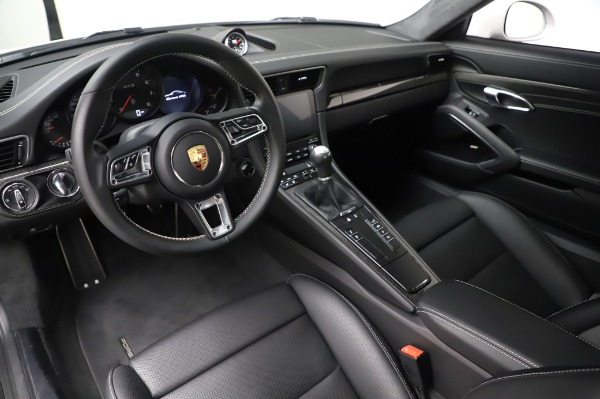 Used 2018 Porsche 911 Carrera GTS for sale Call for price at Pagani of Greenwich in Greenwich CT 06830 14