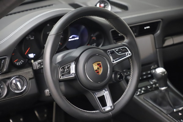 Used 2018 Porsche 911 Carrera GTS for sale Call for price at Pagani of Greenwich in Greenwich CT 06830 17
