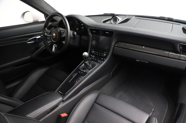Used 2018 Porsche 911 Carrera GTS for sale Call for price at Pagani of Greenwich in Greenwich CT 06830 18