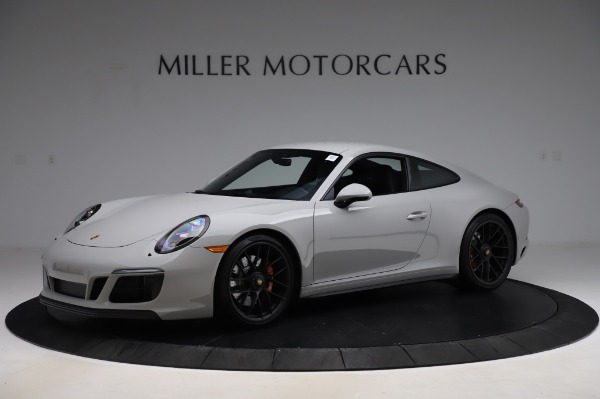 Used 2018 Porsche 911 Carrera GTS for sale Call for price at Pagani of Greenwich in Greenwich CT 06830 2