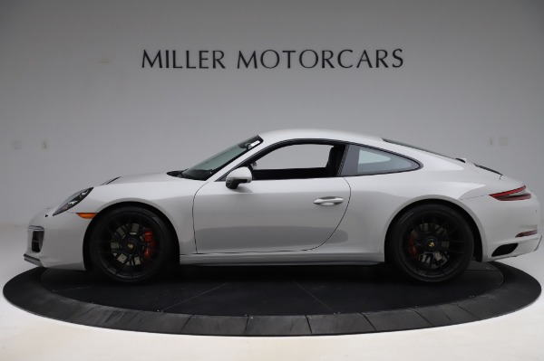 Used 2018 Porsche 911 Carrera GTS for sale Call for price at Pagani of Greenwich in Greenwich CT 06830 3