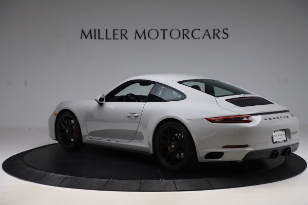Used 2018 Porsche 911 Carrera GTS for sale Call for price at Pagani of Greenwich in Greenwich CT 06830 4