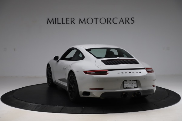 Used 2018 Porsche 911 Carrera GTS for sale Call for price at Pagani of Greenwich in Greenwich CT 06830 5
