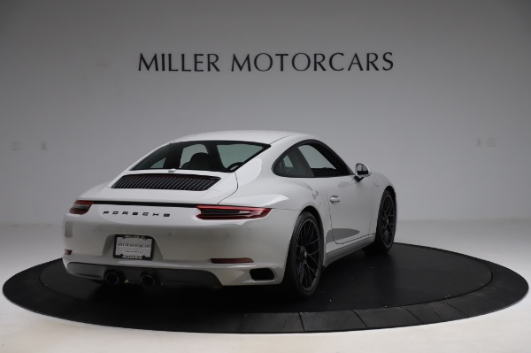 Used 2018 Porsche 911 Carrera GTS for sale Call for price at Pagani of Greenwich in Greenwich CT 06830 7