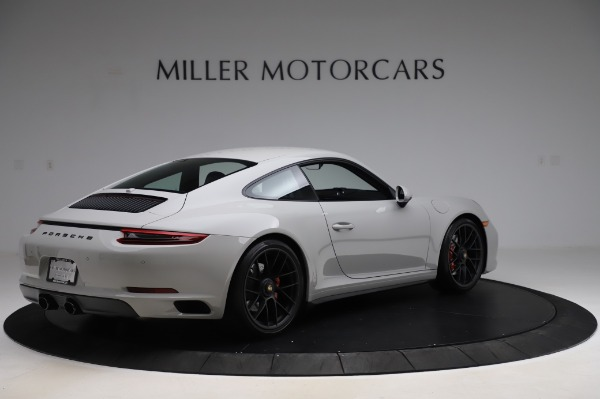Used 2018 Porsche 911 Carrera GTS for sale Call for price at Pagani of Greenwich in Greenwich CT 06830 8
