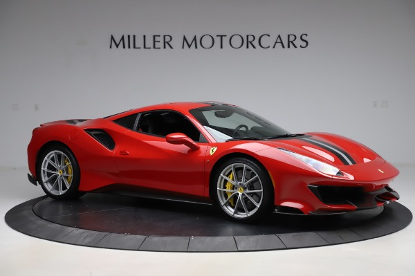 Used 2019 Ferrari 488 Pista for sale $447,900 at Pagani of Greenwich in Greenwich CT 06830 10