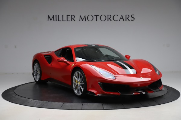 Used 2019 Ferrari 488 Pista for sale $447,900 at Pagani of Greenwich in Greenwich CT 06830 11