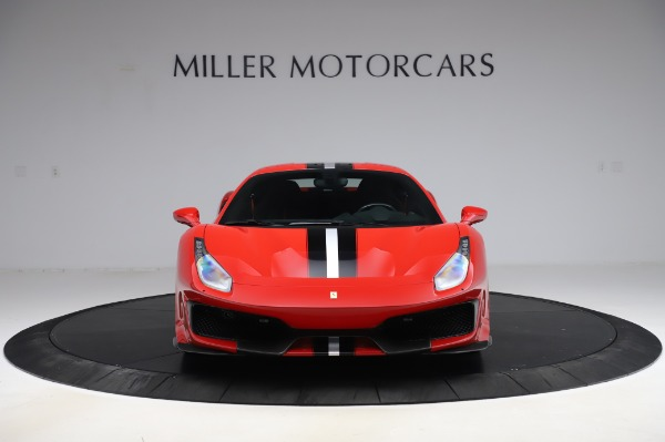 Used 2019 Ferrari 488 Pista for sale $447,900 at Pagani of Greenwich in Greenwich CT 06830 12