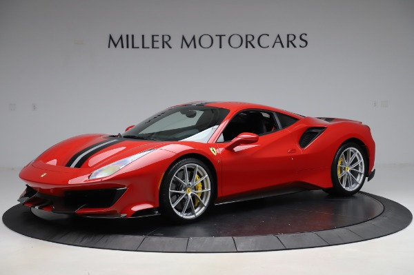 Used 2019 Ferrari 488 Pista for sale $447,900 at Pagani of Greenwich in Greenwich CT 06830 2