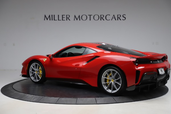 Used 2019 Ferrari 488 Pista for sale $447,900 at Pagani of Greenwich in Greenwich CT 06830 4