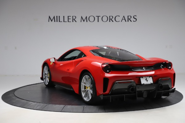 Used 2019 Ferrari 488 Pista for sale $447,900 at Pagani of Greenwich in Greenwich CT 06830 5