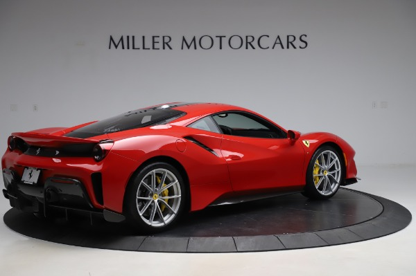 Used 2019 Ferrari 488 Pista for sale $447,900 at Pagani of Greenwich in Greenwich CT 06830 8