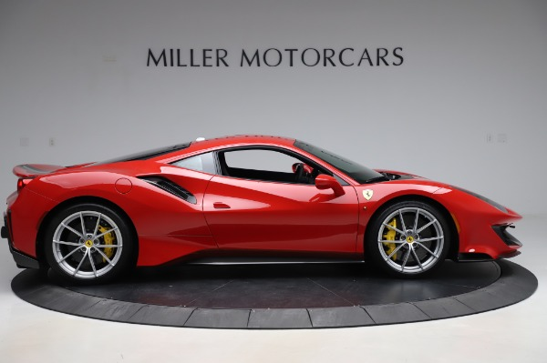 Used 2019 Ferrari 488 Pista for sale $447,900 at Pagani of Greenwich in Greenwich CT 06830 9