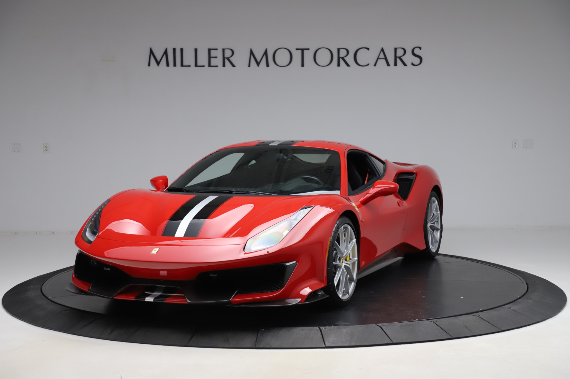 Used 2019 Ferrari 488 Pista for sale $447,900 at Pagani of Greenwich in Greenwich CT 06830 1