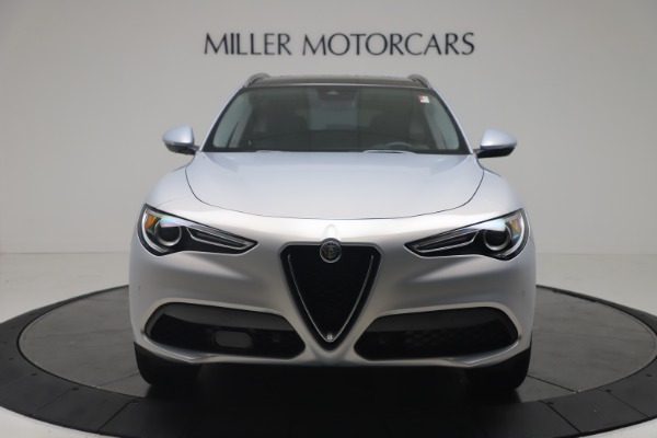 New 2020 Alfa Romeo Stelvio Q4 for sale Sold at Pagani of Greenwich in Greenwich CT 06830 12
