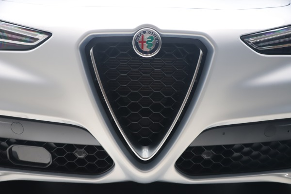 New 2020 Alfa Romeo Stelvio Q4 for sale Sold at Pagani of Greenwich in Greenwich CT 06830 13