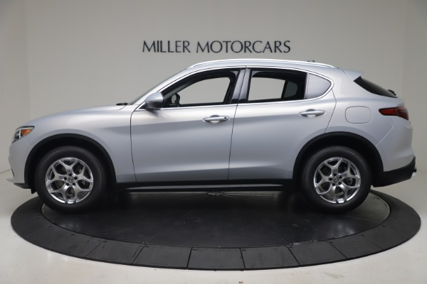 New 2020 Alfa Romeo Stelvio Q4 for sale Sold at Pagani of Greenwich in Greenwich CT 06830 3