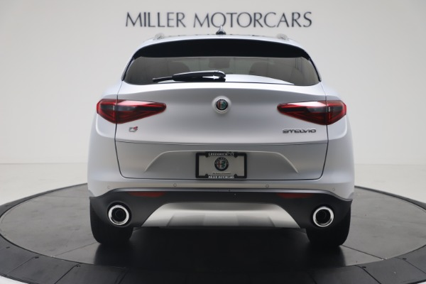 New 2020 Alfa Romeo Stelvio Q4 for sale Sold at Pagani of Greenwich in Greenwich CT 06830 6