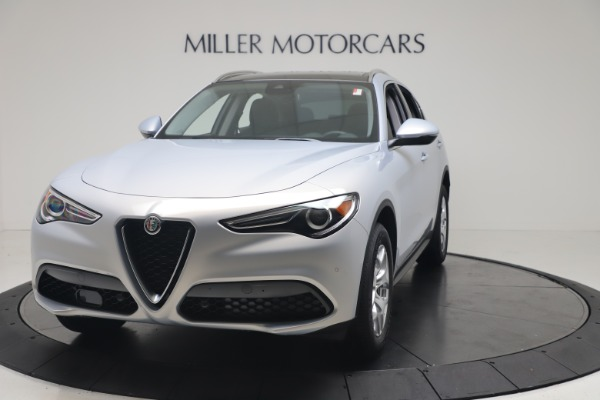New 2020 Alfa Romeo Stelvio Q4 for sale Sold at Pagani of Greenwich in Greenwich CT 06830 1