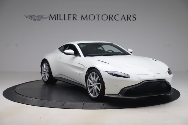 New 2020 Aston Martin Vantage for sale $181,781 at Pagani of Greenwich in Greenwich CT 06830 10