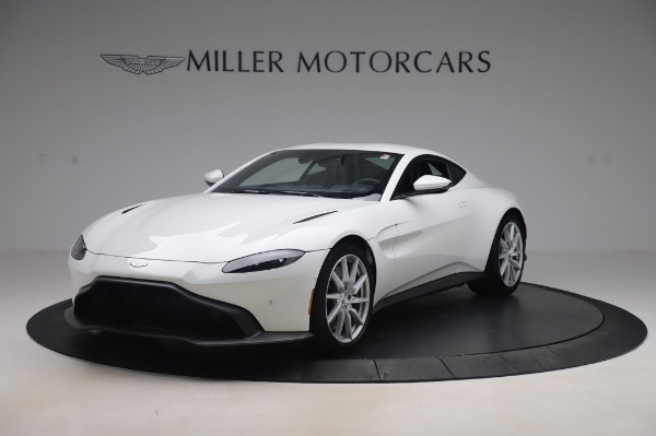 New 2020 Aston Martin Vantage for sale $181,781 at Pagani of Greenwich in Greenwich CT 06830 12