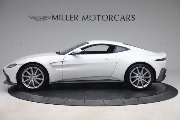 New 2020 Aston Martin Vantage for sale $181,781 at Pagani of Greenwich in Greenwich CT 06830 2